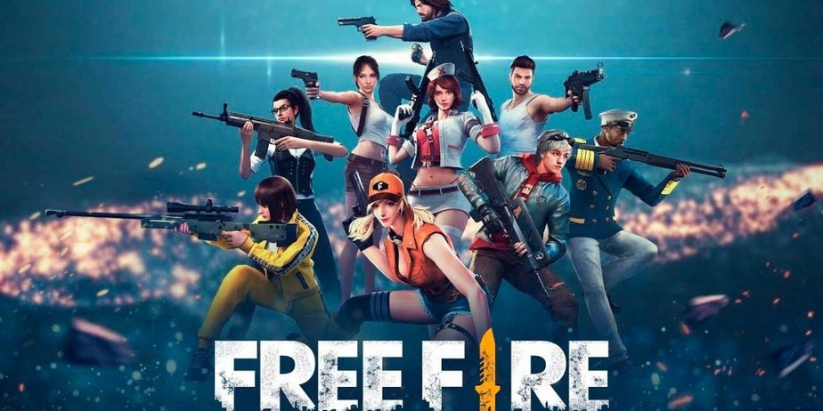 personagens free fire